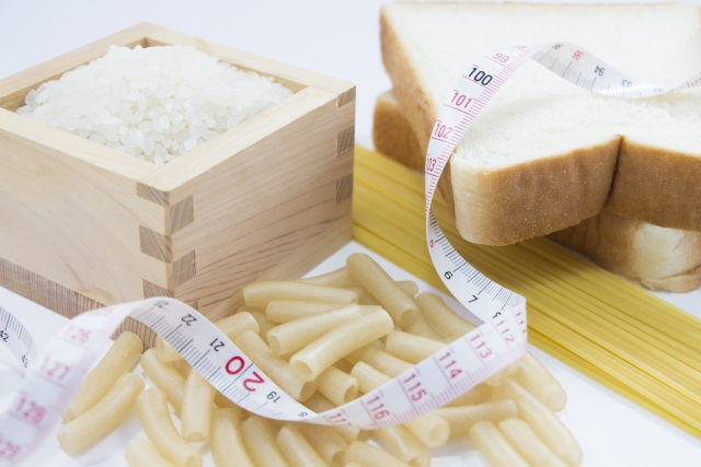 糖質制限のイメージ